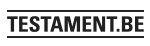 Logo du site web Testament.be